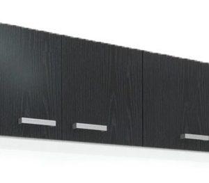 Alacena 1,60 Mueble De Cocina 4 Puertas Con Estante